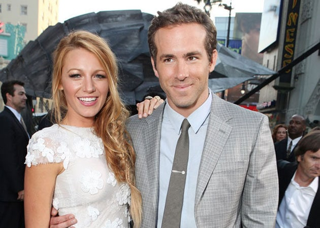 Ryan Reynolds has better taste than me, says wife