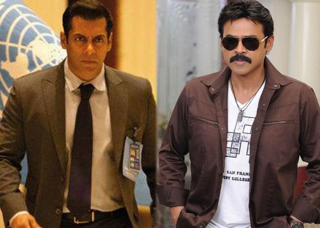 Salman Khan to team up with Southern star Venkatesh?