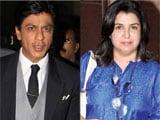 Shah Rukh Khan would even do this for friend Farah Khan
