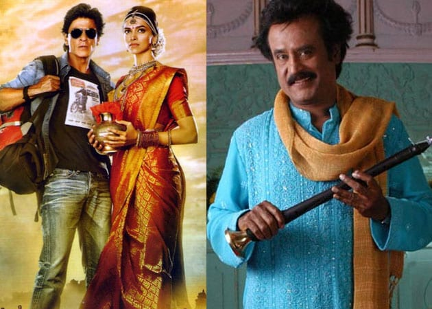 Shah Rukh Khan, Deepika Padukone team up for special tribute song to Rajinikanth