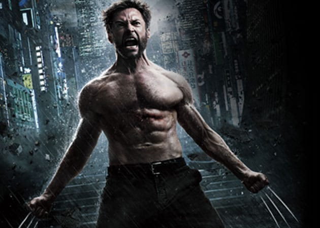 Today's big release: The Wolverine