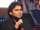 A R Rahman on turning producer, story-writer