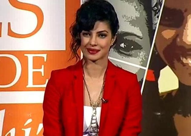 Priyanka Chopra: Give the daughters of India a chance