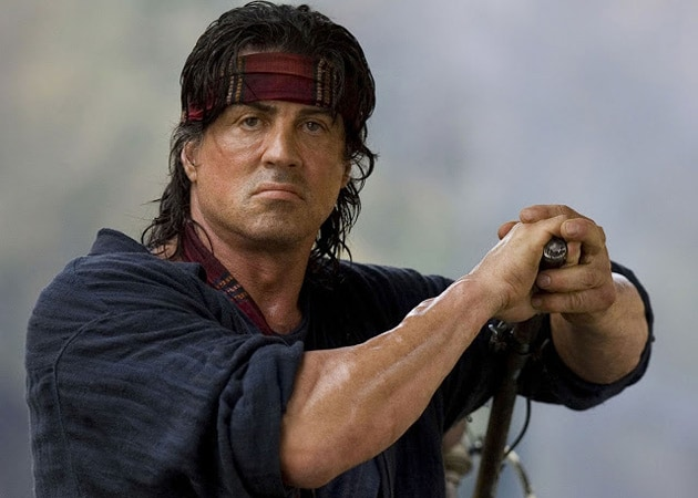 Sylvester Stallone to reprise Rambo for TV