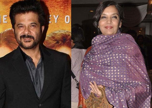 Shabana Azmi: Anil Kapoor's spirit is infectious