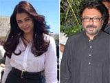 No Aishwarya Rai item song in <i>Ram Leela</i>: Sanjay Leela Bhansali
