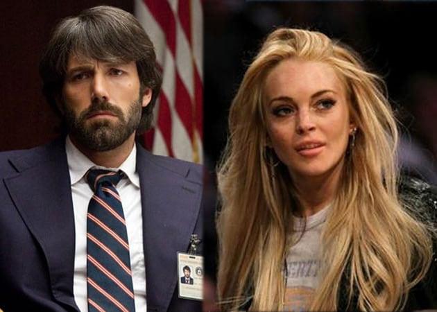 Did Ben Affleck visit Lindsay Lohan in rehab?
