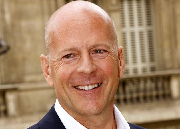 Bruce Willis banned from doing stunts by wife