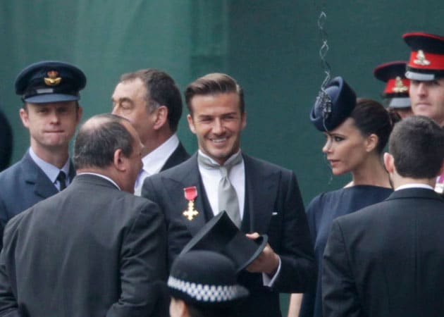 David Beckham offered movie role