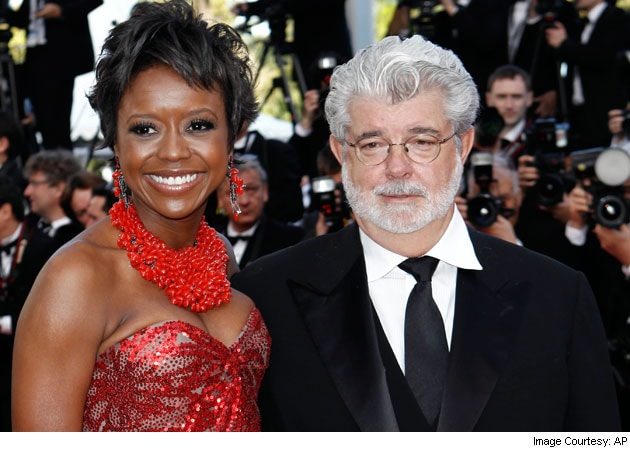 Star Wars director George Lucas and wife welcome daughter