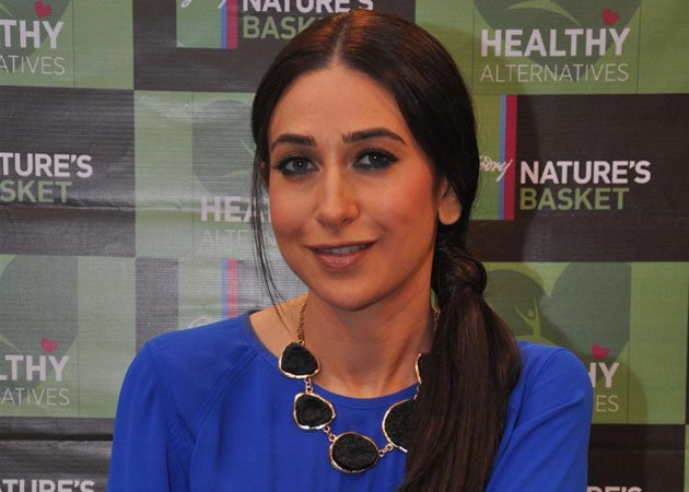 Karisma Kapur: I try to make eating fun and interesting for children