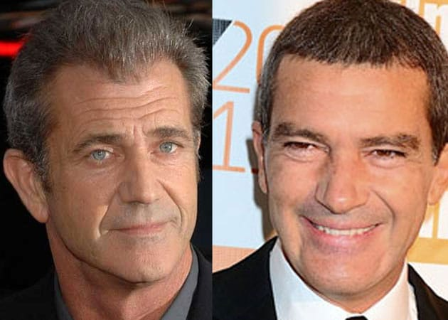 Mel Gibson, Antonio Banderas to star in Sylvester Stallone's The Expendables 3