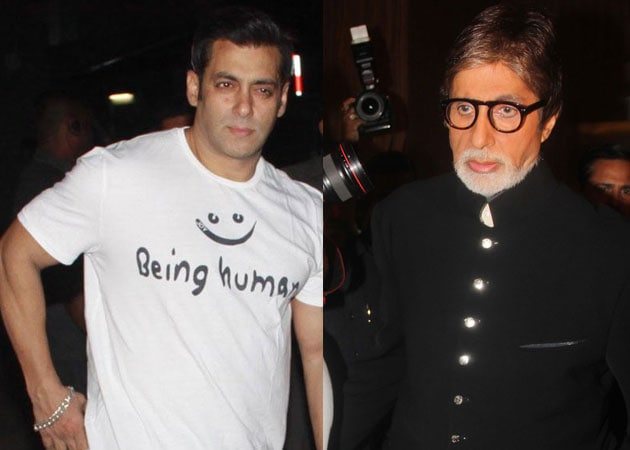 Amitabh Bachchan, Salman Khan to raise funds for Uttarakhand flood victims