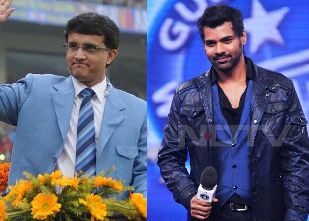 Sourav Ganguly, Shabbir Ahluwalia approached for Nach Baliye