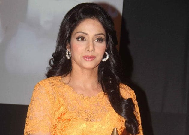 Sridevi@50: 10 things you didn't know