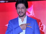 When Shah Rukh Khan visited an amusement park for the first time