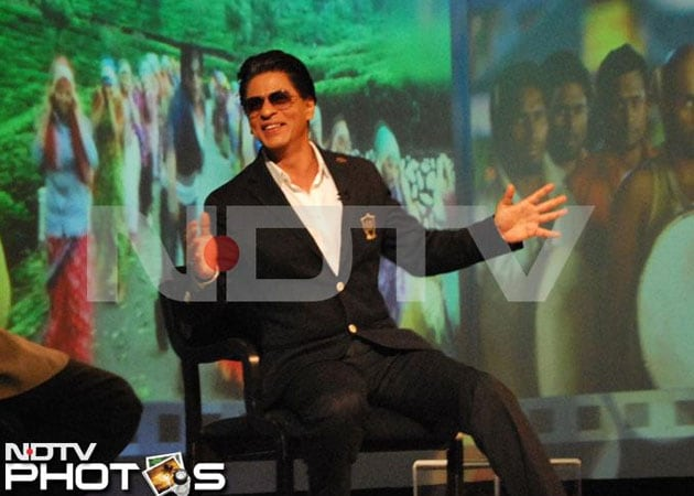 India Questions Shah Rukh Khan: Transcript
