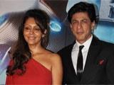 Shah Rukh Khan, Gauri top best friends in marriage poll