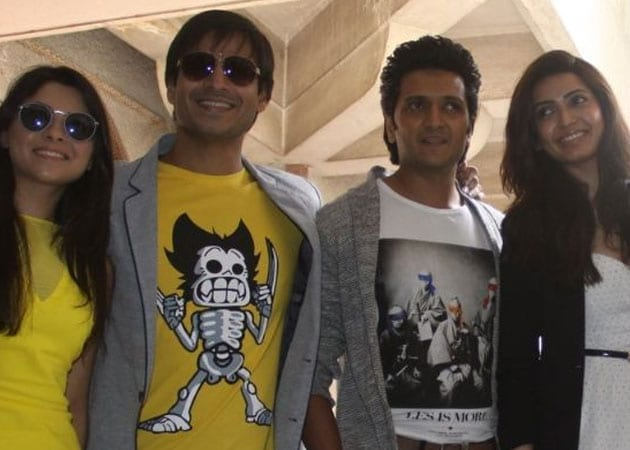 Vivek Oberoi: Riteish Deshmukh is a legend in adult comedies
