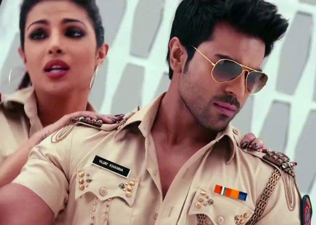 Priyanka Chopra pays tribute to Mumbai cops in special Zanjeer song