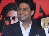 <i>Happy New Year</i>  begins for Abhishek Bachchan