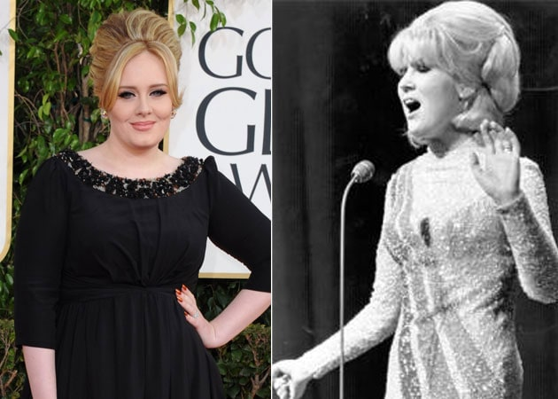 Adele to play Dusty Springfield in biopic?