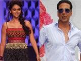 Aditi Rao Hydari: Akshay Kumar saw potential in me