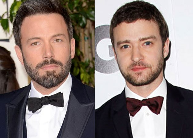 Ben Affleck in awe of Justin Timberlake