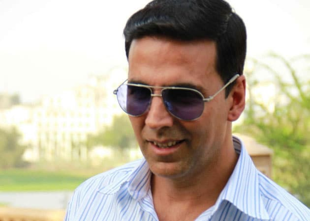 Akshay Kumar excited about sleeper cell-based movie Holiday
