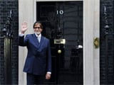 "Amitabh Bachchan ""overwhelmed"" after receiving Global Diversity Award"