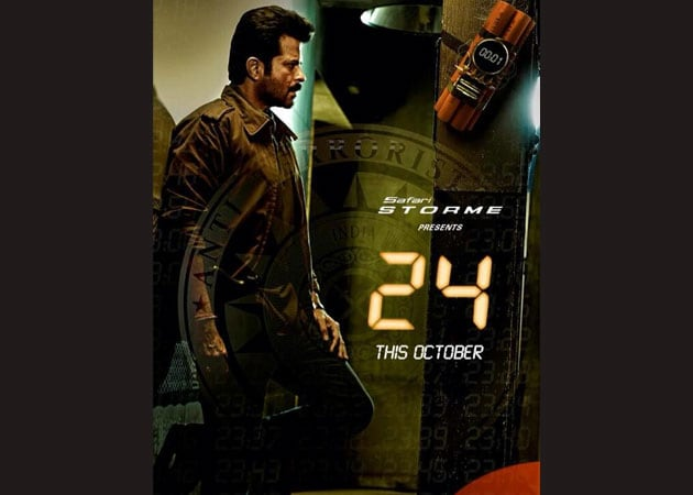 Anil Kapoor's TV series 24 goes on air from October 4