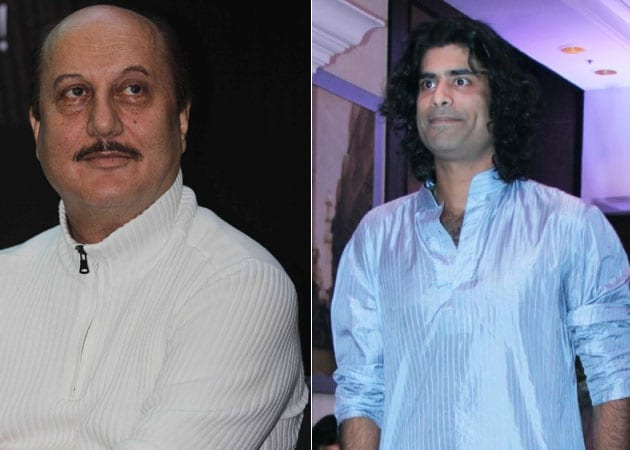 Anupam Kher: Want Sikander to be popular as his contemporaries