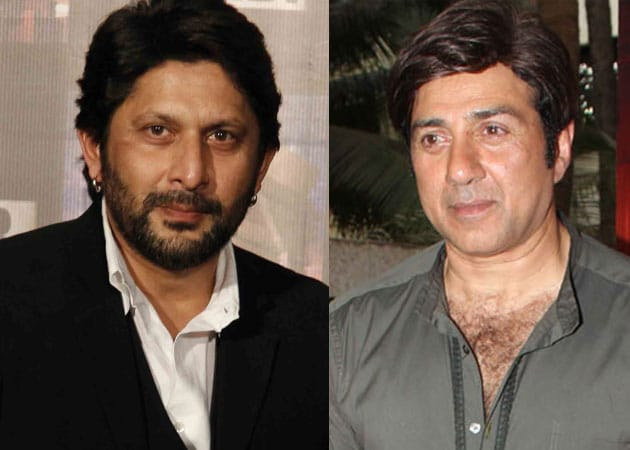 Arshad Warsi: Working with Sunny Deol will be a treat