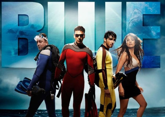 Blue sequel or remake in pipeline?