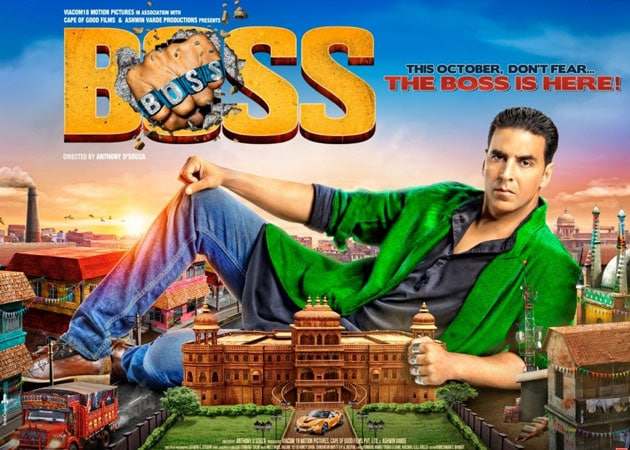 Akshay Kumar to launch Boss song on reality show finale