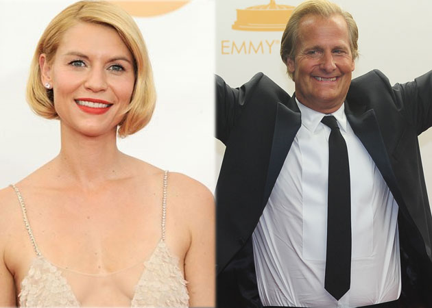 Emmy Awards 2013: Claire Danes is Best Actress again, Breaking Bad is Best Drama