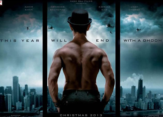 Dhoom: 3 teaser hints at box office dhoom