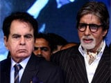 Amitabh Bachchan: Dilip Kumar seemed cheerful when he saw me