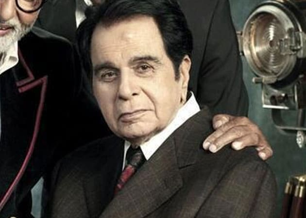 'Dilip Kumar recuperating, may be discharged next week'