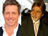 Hugh Grant: Amitabh Bachchan a lovely man as well as legend