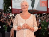 Judi Dench wears an Abu-Jani at Venice Film Festival