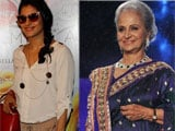 100 years of Indian cinema in 100 minutes with Kajol, Waheeda Rehman