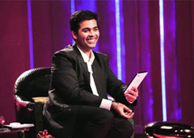 Karan Johar to start Koffee With Karan in December