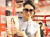 Karisma Kapoor launches pregnancy book on yummy mummies