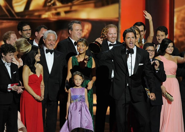 Emmy Awards 2013 most watched in eight years