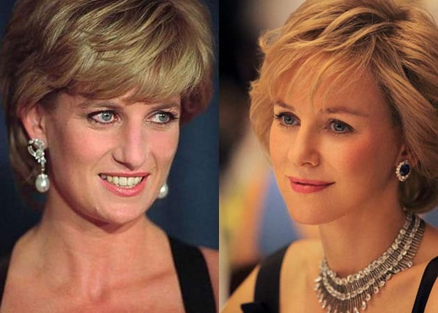 Naomi Watts: Playing Princess Diana reduced me to tears