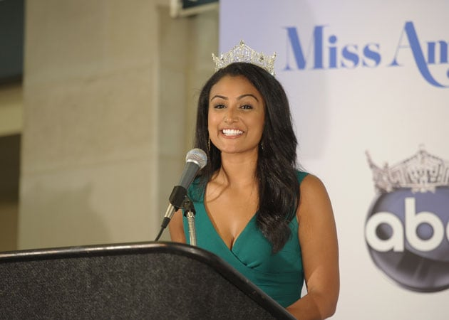 Miss America won't look the same anymore, she said before winning