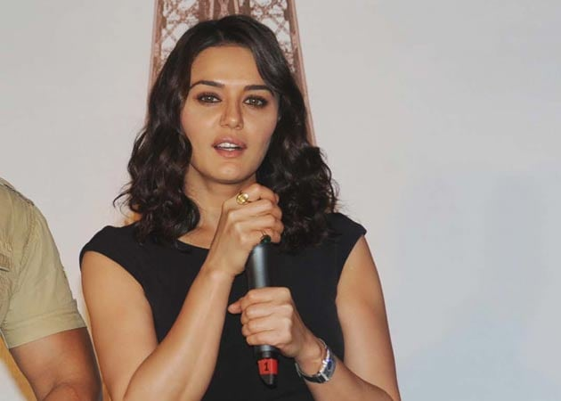 Non-bailable arrest warrant issued against Preity Zinta