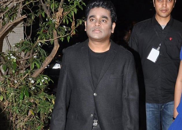 This young composer wants A R Rahman to sing for him