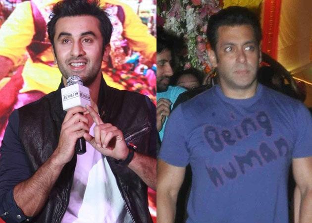 Salman Khan, Ranbir Kapoor to promote Mickey Virus